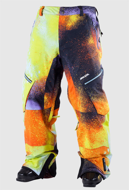 DESTROYER PANT - 10/11MPA-DES