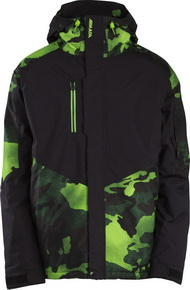 Pennant Insulated Jacket Kryptonite Camo 13/14 -