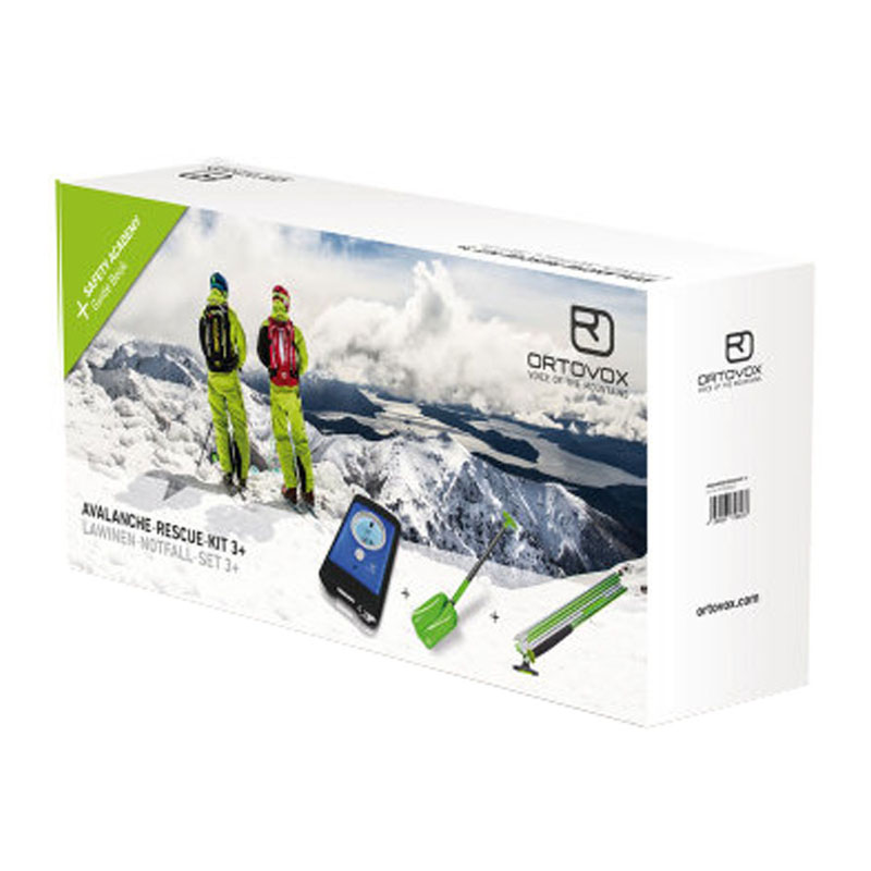 AVALANCHE RESCUE KIT 3+ -