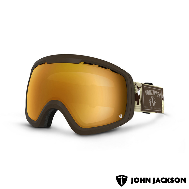 FEENOM NLS 3 BUCKS BROWN -