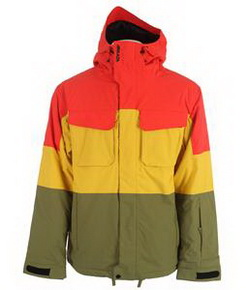 Camp Insulated Jacket Cedar 13/14 -