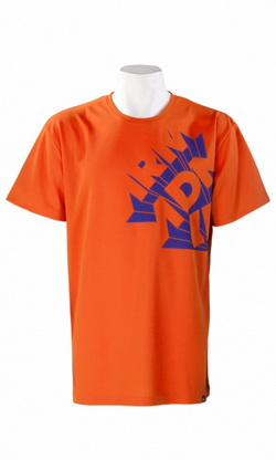 Closer S/S Tech Tee Orange 12/13 -
