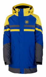 Crush Jacket  (Long Fit) Blue 12/13 -